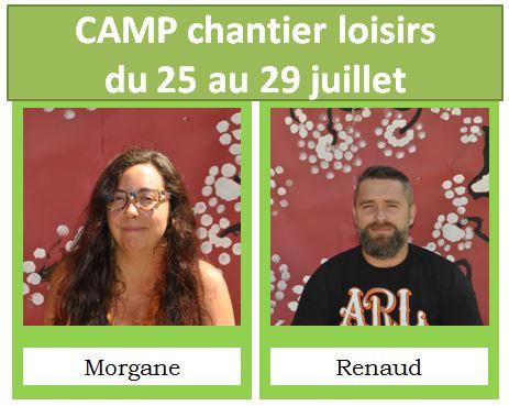 camp clj