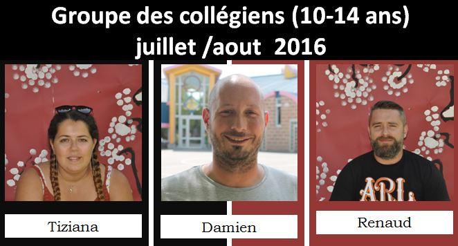 collegiens 2016