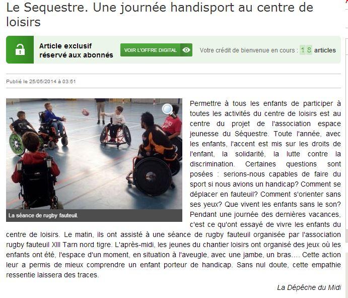 handisports
